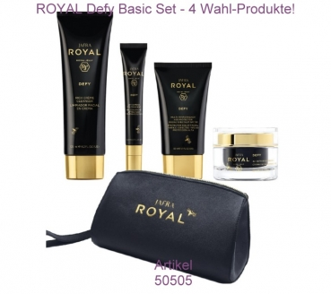 ROYAL Defy Basic Set - 4 Wahl-Produkte!