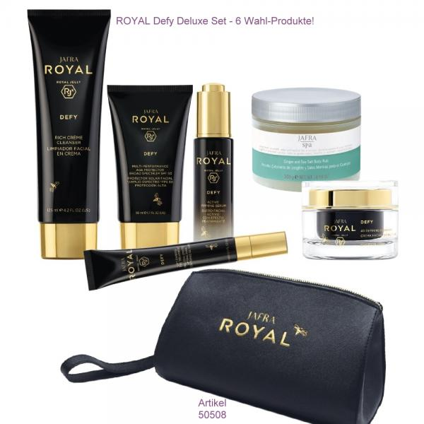 ROYAL Defy Deluxe Set - 6 Wahl-Produkte!