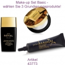 Make-up Set Basic - wählen Sie 3 Grundierungsprodukte!